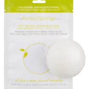 white-facial-sponge