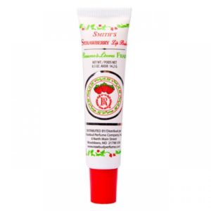 Rosebud Strawberry Lip Balm